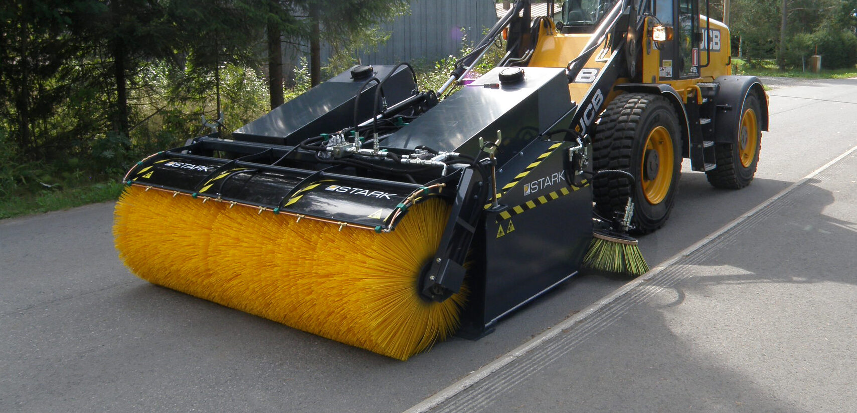 COLLECTING SWEEPING
